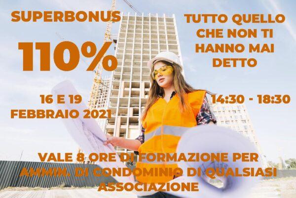 Corso Superbonus 110