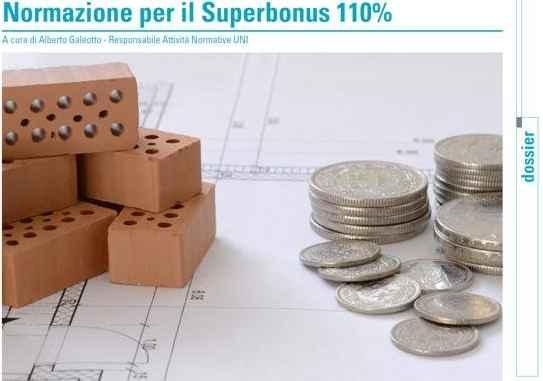 Normazione Superbonus 110% - UNI